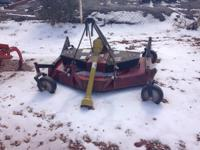 1900 Other 5 ft finish mower 5 ft finish mower 5 ft