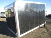 "1900 Other New 12'L 96""W 84""H Van Body Aluminum Dry Van"