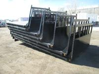 1900 Other New 9'-16' Flatbed Brand New Flatbeds Steel