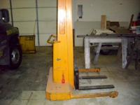 1900 Other rollolift 2000-120 ROLL AROUND WAREHOUSE
