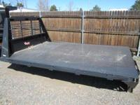 Description Condition: New Flatbed Brand New Rugby