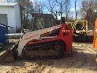 1900 Takeuchi TL240 USED Takeuchi 2012 TL240 Skid Steer