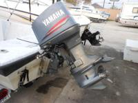 Description Yamaha 150hp Yamaha 150hp engine, 20 inch