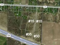 *Great for residential development *4 lots, approx. 5