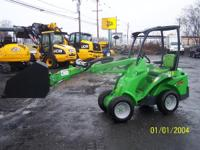 Loaders Compact Wheel Loaders 3545 PSN. CALL FOR PRICE.