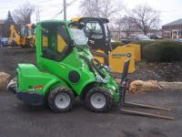 IN STOCK AND READY TO WORK Loaders All-Wheel Loaders