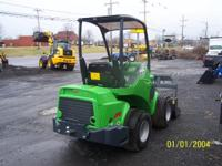 1900 Avant 635 NEW AVANT 635 ARTICULATING COMPACT WHEEL