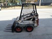 Skid Steers Compact 3447 PSN . 1900 Bobcat 371 Great