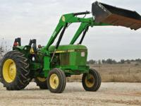 Call today and see how we can make this tractor into a