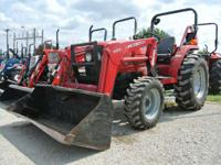 1900 Mahindra 1533 33hp 4WD ldr w/ bucket I have listed