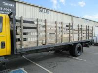 Truck Bodies Flatbed Bodies. 1900 Other 24' Stake Bed