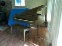 It kills me that I have to sell this piano... Kimball