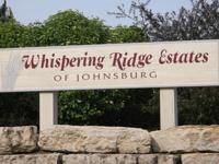 JOHNSBURG (DIST 12) SCHOOL DISTRICT. CONVENIENT EAST OF