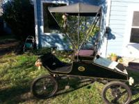 1901 Ford Horseless carriage Prototype. This vehicle is