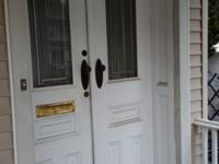 For sale Pair of front doors These doors are original