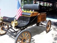 1903 Oldsmobile Surrey Replica for Sale, 1 Cyl,