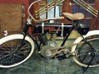 1905 Harley Davidson Replica (WI) - $20,000 Exterior: