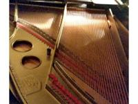 Perfectly recovered 1906 Steinway Living Room Grand