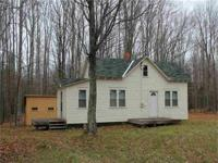 Just in Time for Hunting Season! Michigan Hunting Cabin
