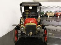 1908 Ford Model S Roadster. This car retains its