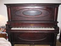 Beautiful Piano. 2 homes. The woman down the street
