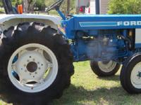 33 engine hp 3 cyl diesel tractor only has 238 hrs,