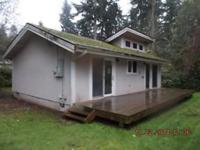 Lakebay WA 2 Bedroom 1 Bath Home Available For Lease To