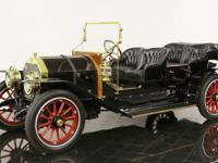 This rare and desirable 1912 Simplex Model 38, car