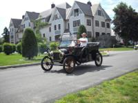 This 1913 Ford is in very good original condition.