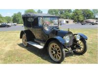 1914 Cadillac 4 Passenger Phaeton - manual transmission