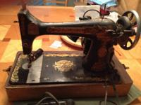 I am selling a singer sewing machine from 1914 serial