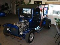 1915 Ford Model T C-Cab Ice Truck - Super Clean! Steel