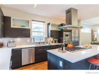 This incredible 4 bedroom 5 bath home in Platt Park,