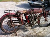 Very, Very Rare - 1916 Indian Powerplus