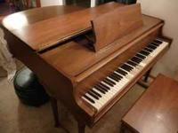 1916 Wurlitzer Baby Grand Piano - $1,000 or best offer
