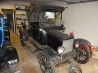1917 Ford Model T (OR) - $10,000 2 door Black exterior