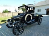 Totally reconditioned and rebuilt Model T
