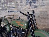 """Bike One year after that, this 1919 Harley Davidson J"