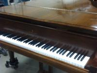A nice sounding and performing Steinway model M for a