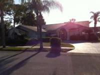 This Spacious 3bedroom 2 bath 2 garage pool house with