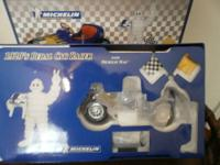 1920's Michelin pedal car racer with Michelin Man -