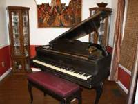 1920s Baldwin Baby Grand Piano. Great Condition. Plays