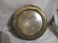 1920s? tilt ray guide headlight only one  good