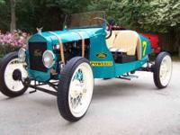1921 Ford Model T Ford Model T Speedster and Race Car