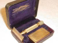 1921 Gillette OLD TYPE STANDARD Kit RICHARDS