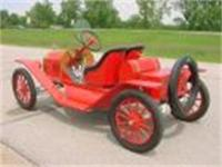 1922 Ford Model T speedster. Great running T engine and