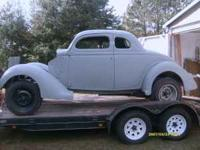 i have 2 t's that need restored or ratrodded? also have