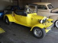 this is a very very rare T Bucket pick/up style rod-