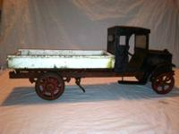 I have for Sale a Very Rare Toy Truck from 1923!!! This