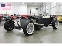 Here is a cool, smooth operating street rod for your